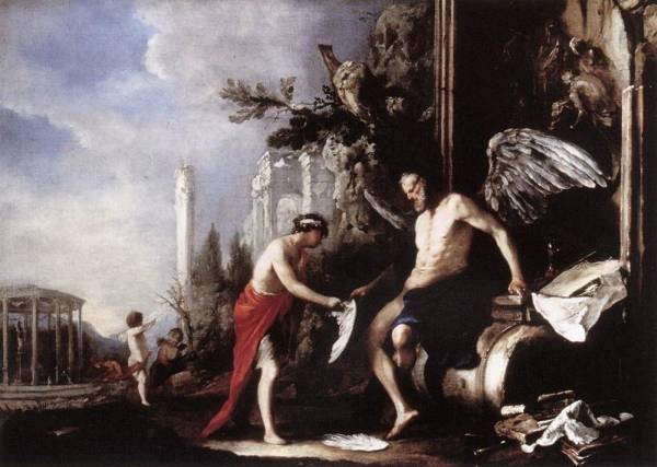 Allegory Of Time